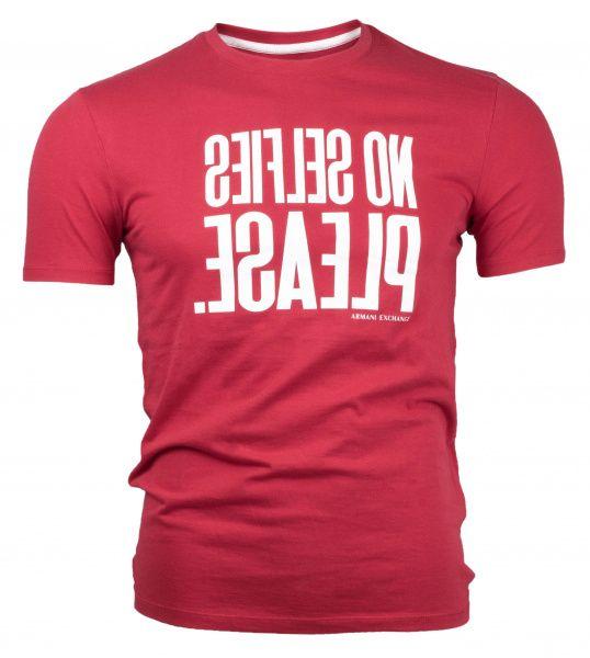 Купить Футболка женские модель QZ1187, Armani Exchange, Красный