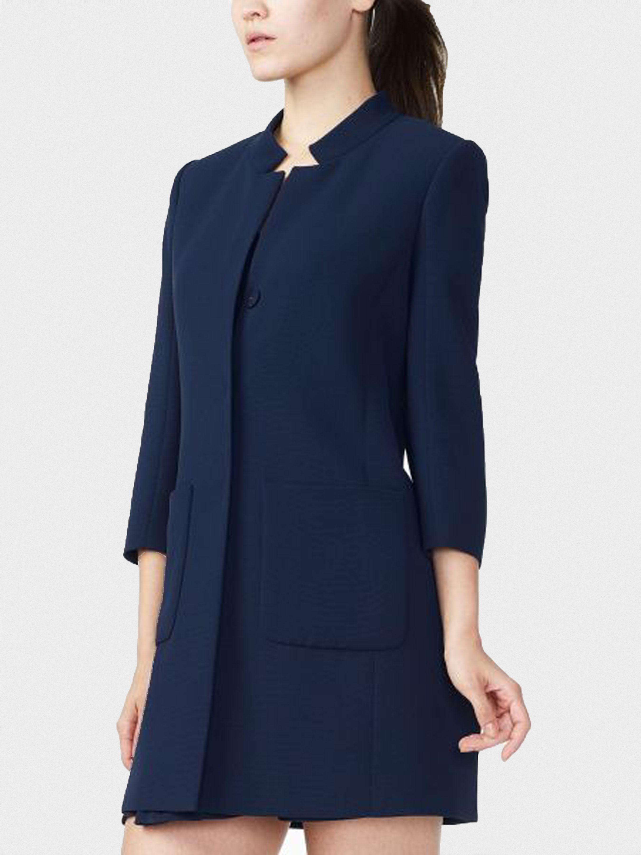 Пальто женские Armani Exchange модель QZ121 отзывы, 2017