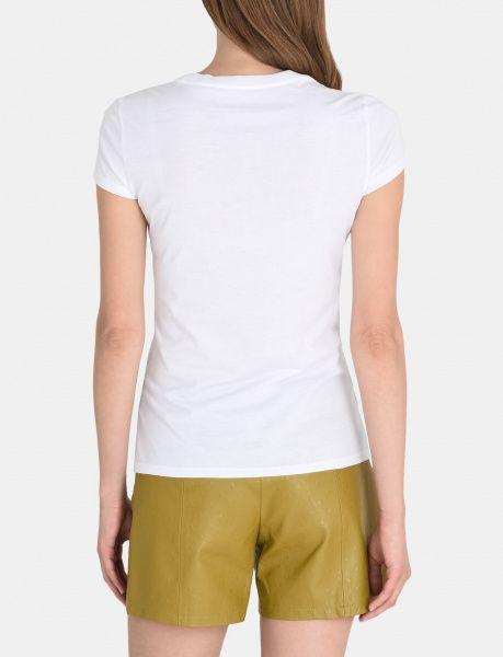 Футболка женские Armani Exchange WOMAN JERSEY T-SHIRT QZ1227 одежда бренда, 2017
