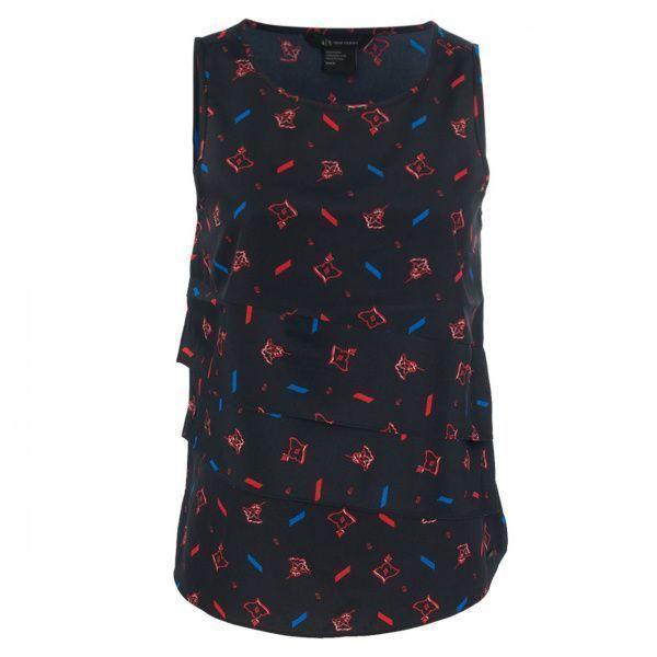 Купить Блуза женские модель QZ1236, Armani Exchange, Черный