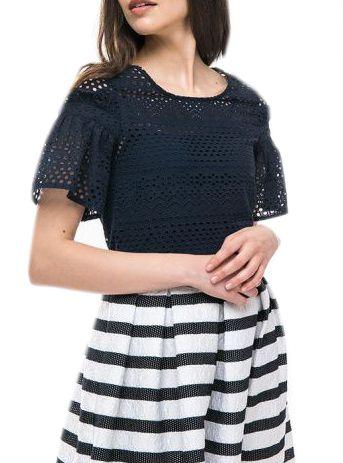 Блуза женские Armani Exchange модель QZ1245 отзывы, 2017