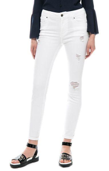 Купить Джинсы женские модель QZ1271, Armani Exchange, Белый