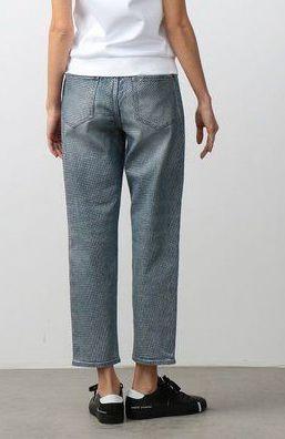 Джинсы для женщин Armani Exchange WOMAN 5 POCKETS PANT QZ1276 брендовая одежда, 2017