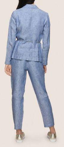 Пиджак для женщин Armani Exchange WOMAN BLAZER QZ1312 примерка, 2017