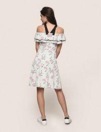 Платье женские Armani Exchange модель QZ1315 цена, 2017