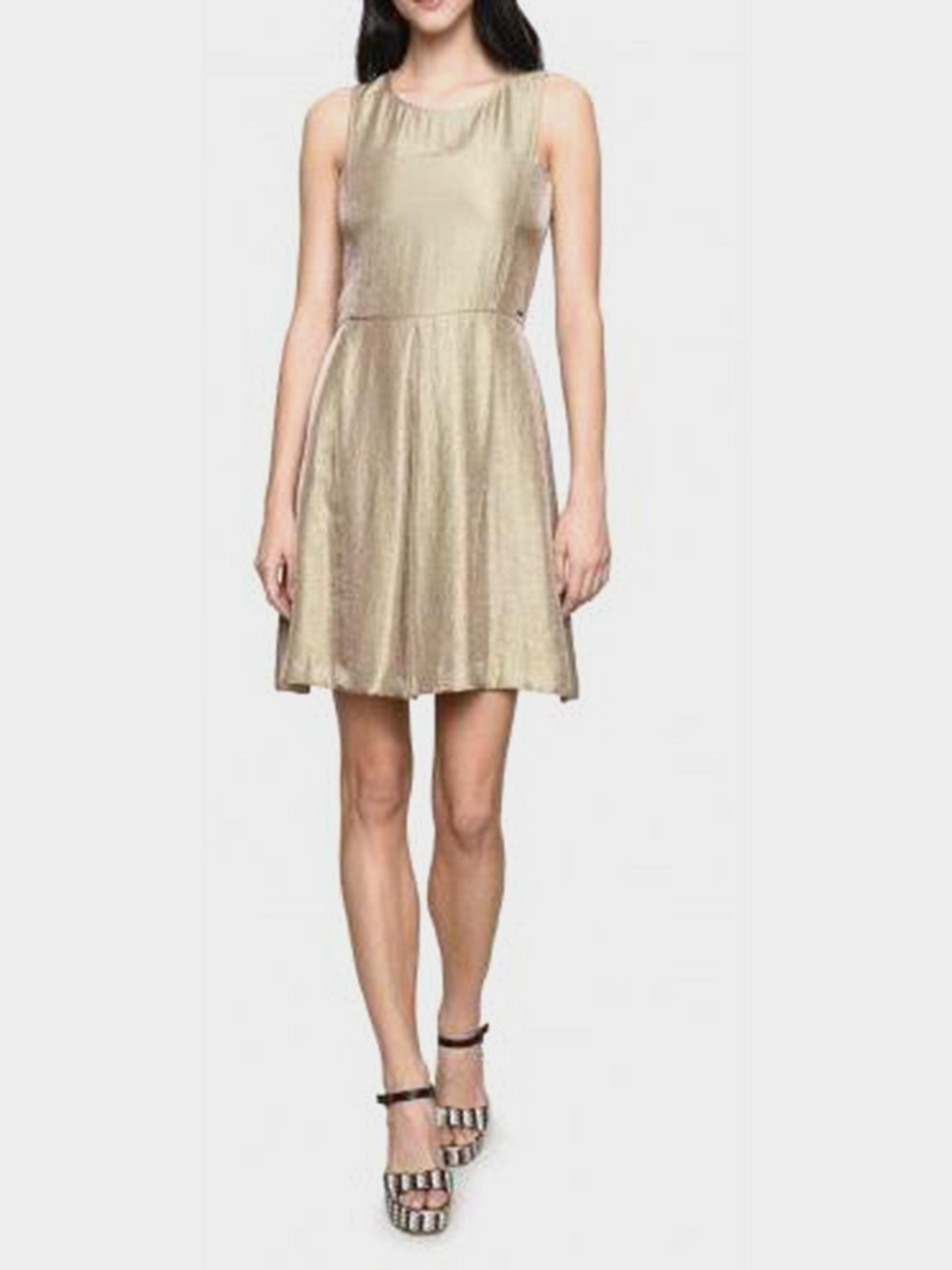 Купить Платье женские модель QZ1329, Armani Exchange, Золотой