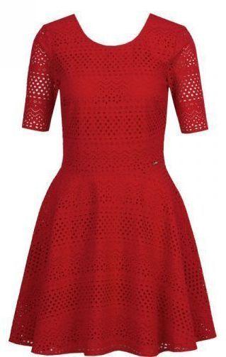Купить Платье женские модель QZ1330, Armani Exchange, Красный