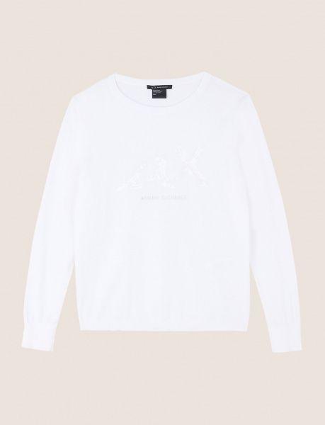 Пуловер женские Armani Exchange модель QZ1346 , 2017