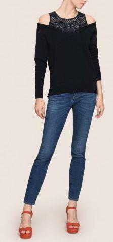 Пуловер женские Armani Exchange модель QZ1349 , 2017