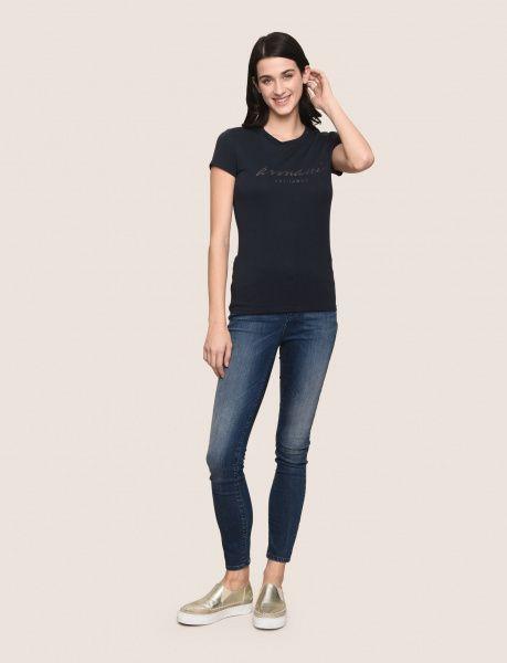 Футболка женские Armani Exchange WOMAN JERSEY T-SHIRT QZ1380 размеры одежды, 2017