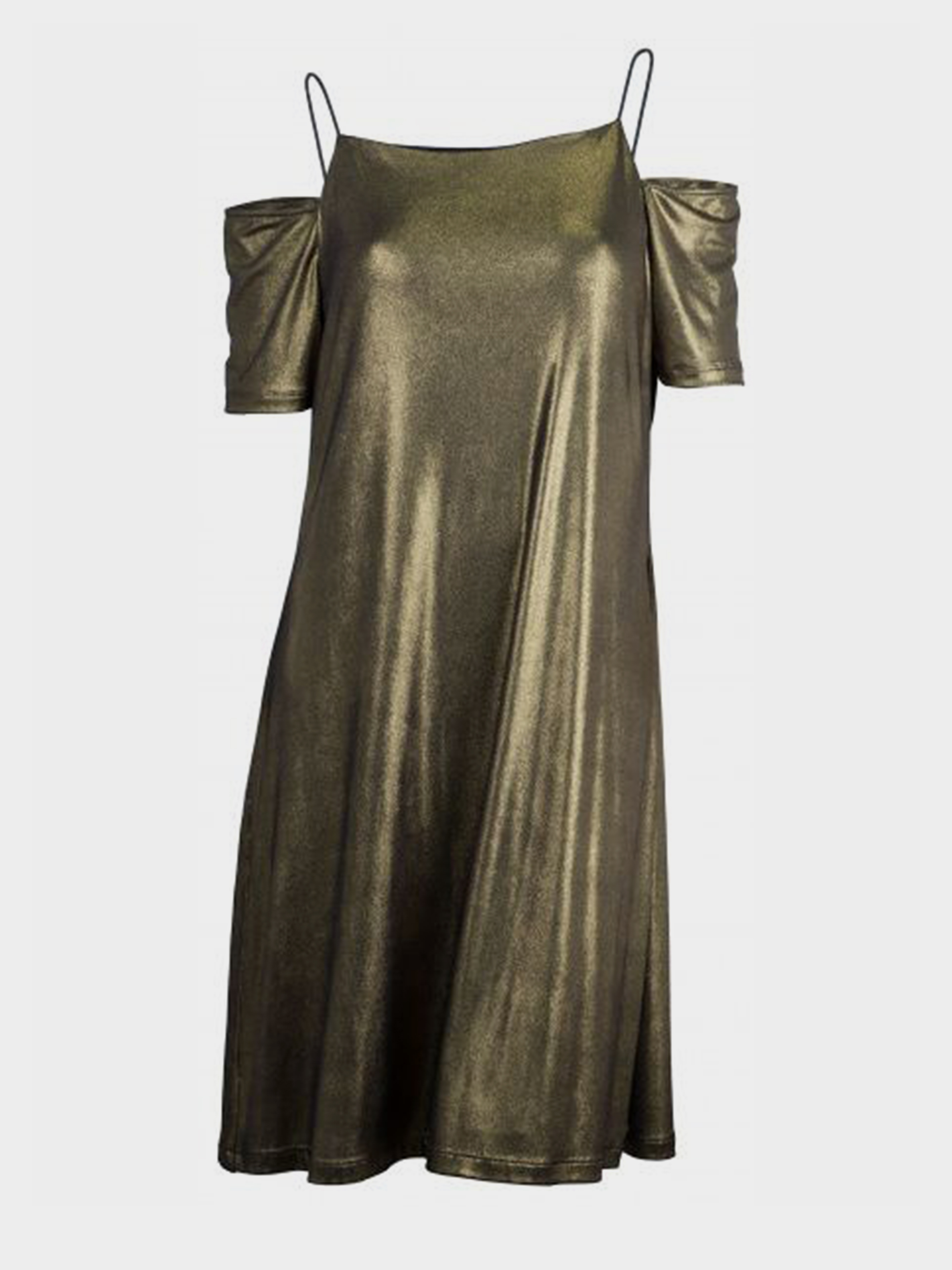 Купить Платье женские модель QZ1424, Armani Exchange, Золотой