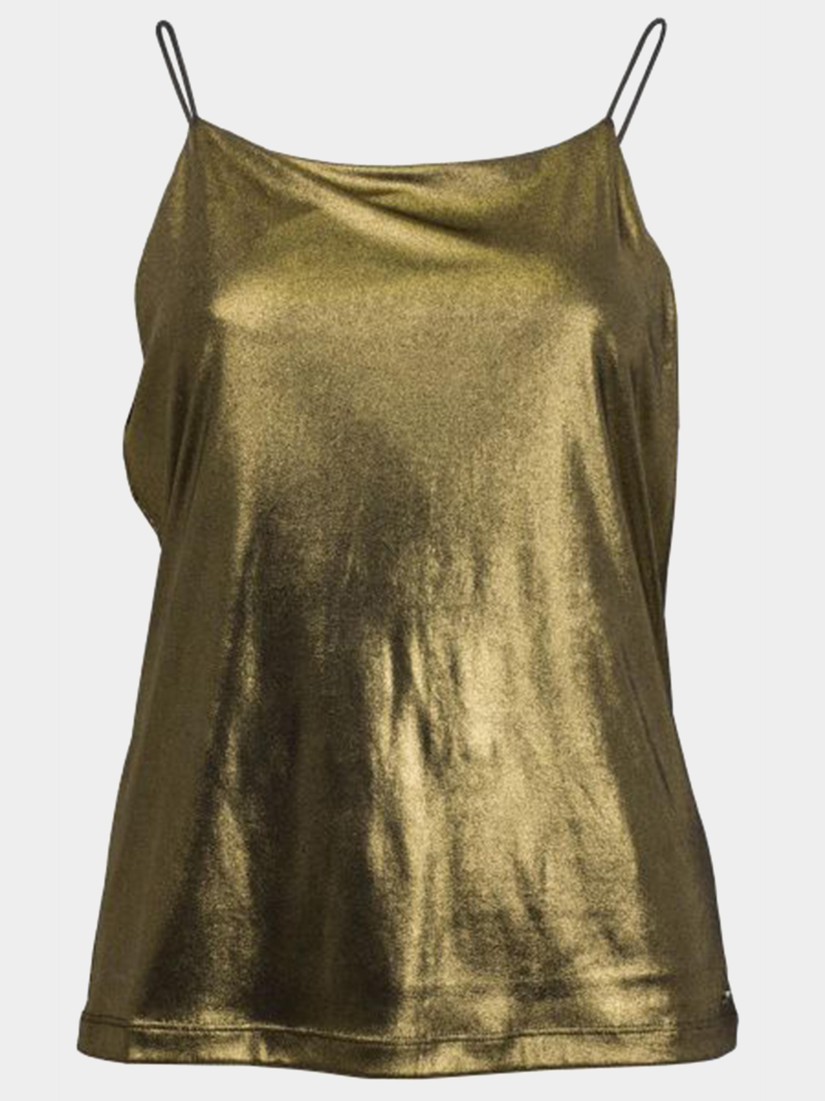 Купить Блуза женские модель QZ1425, Armani Exchange, Золотой