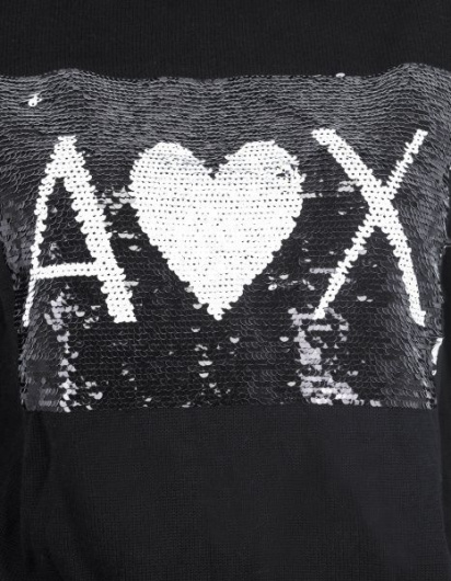 Пуловер Armani Exchange модель 6XYM1P-YMA9Z-1200 — фото 3 - INTERTOP