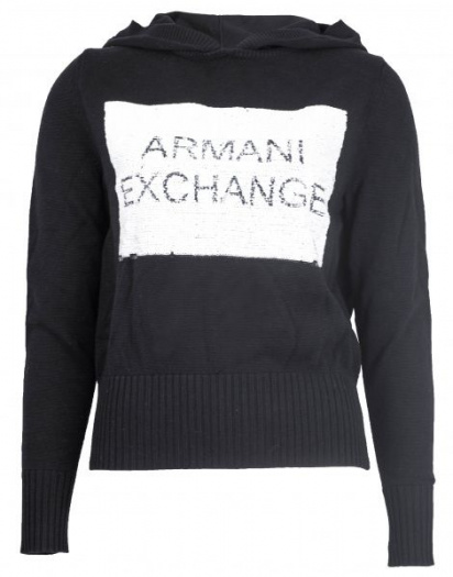 Пуловер Armani Exchange модель 6XYM1P-YMA9Z-1200 — фото - INTERTOP