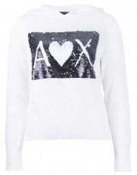 Пуловер женские Armani Exchange модель QZ146 отзывы, 2017