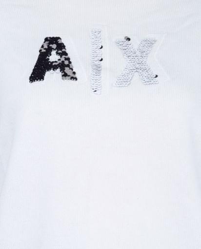 Пуловер Armani Exchange модель 6XYM1Q-YMA9Z-1907 — фото 7 - INTERTOP