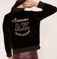 Куртка женские Armani Exchange модель QZ1534 , 2017