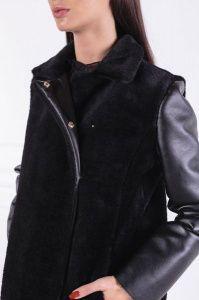 Пальто женские Armani Exchange модель QZ1567 приобрести, 2017
