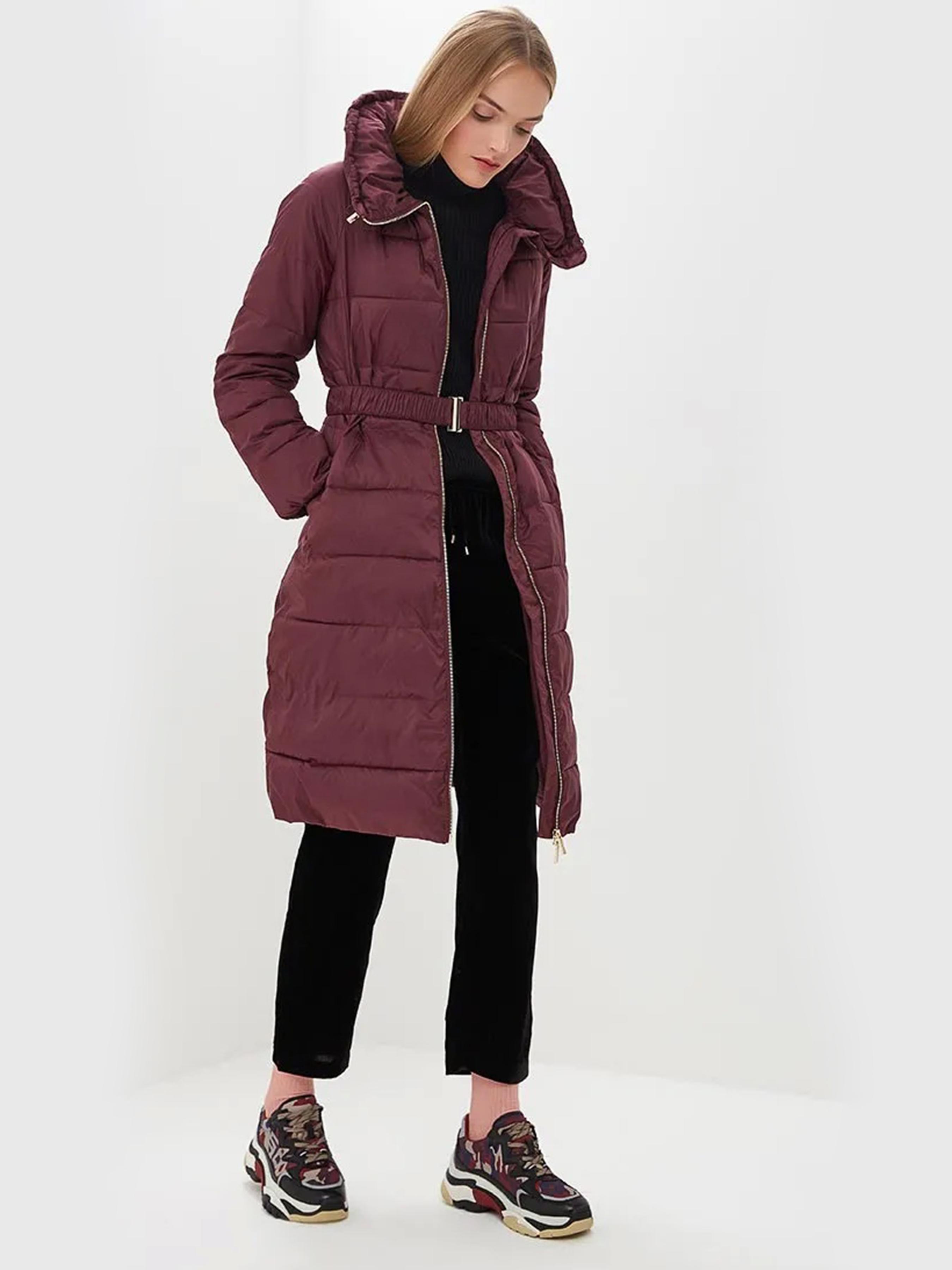 Пальто женские Armani Exchange модель QZ1568 отзывы, 2017