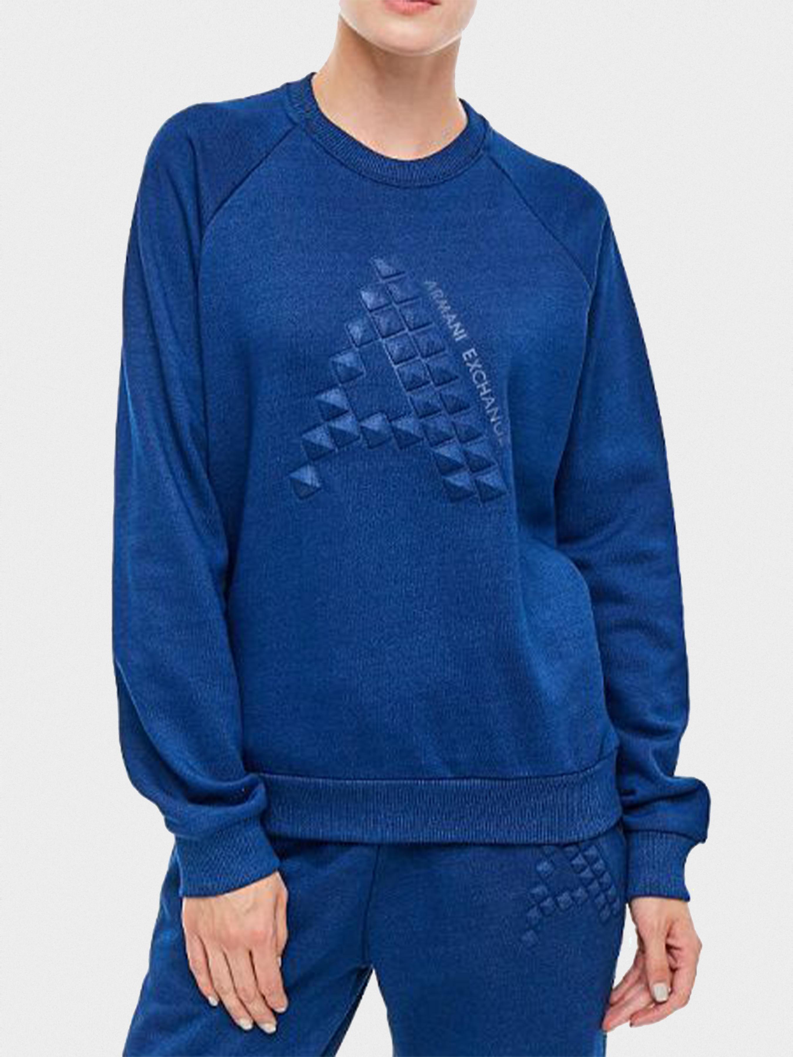 Пуловер женские Armani Exchange модель QZ1581 цена, 2017