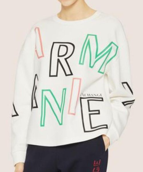 Пуловер женские Armani Exchange модель QZ1583 приобрести, 2017
