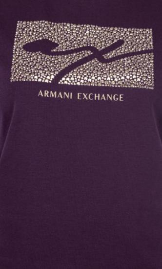Футболка Armani Exchange модель 6ZYTBK-YJS8Z-1715 — фото 3 - INTERTOP