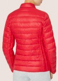 Пальто пуховое женские Armani Exchange модель QZ1618 купить, 2017