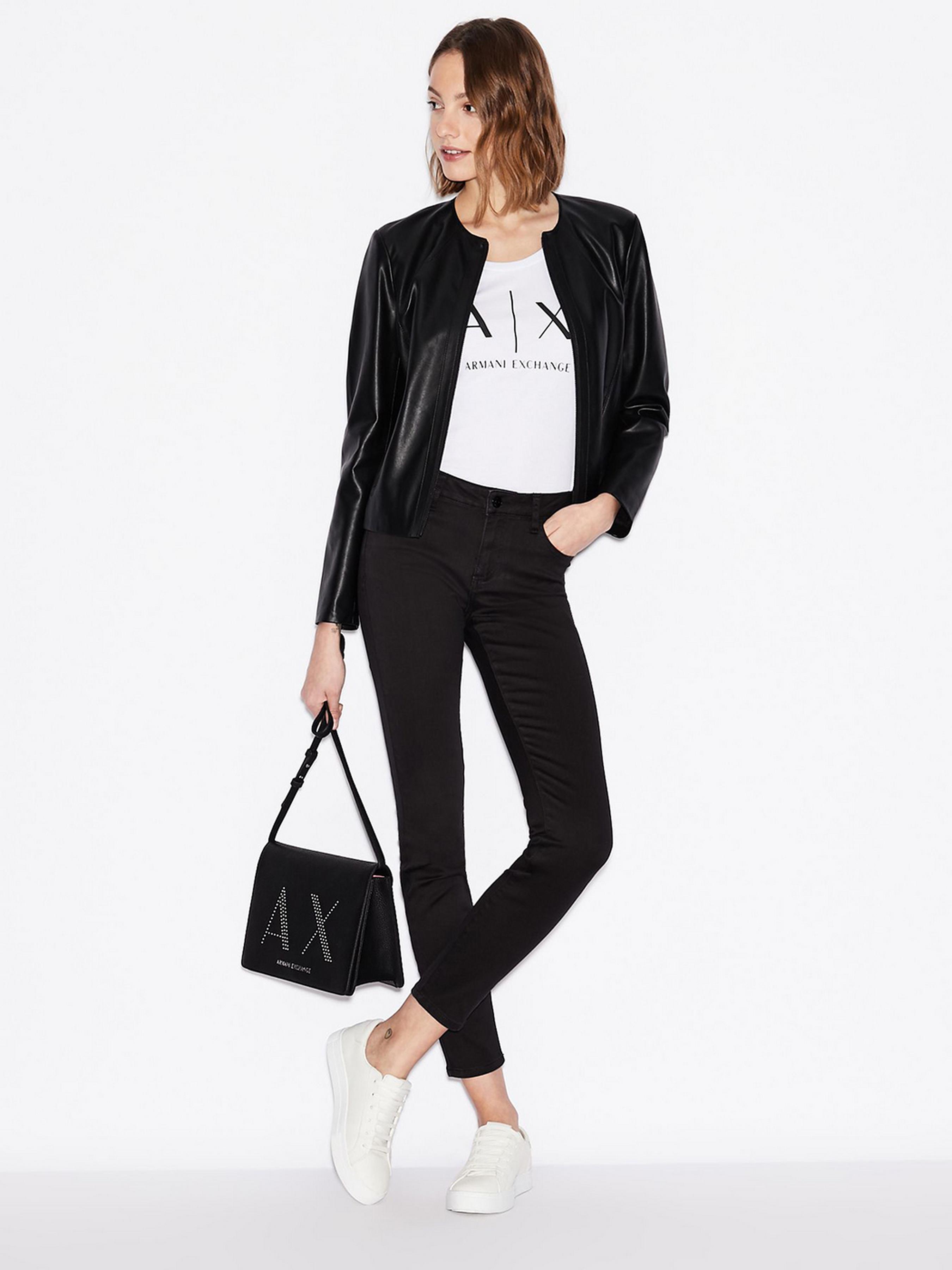 Куртка женские Armani Exchange модель 8NYB03-YNA9Z-1200 купить, 2017