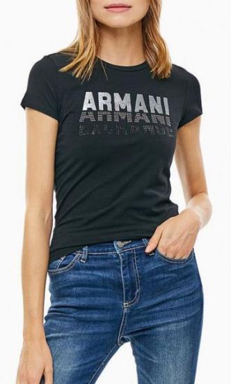 Футболка Armani Exchange модель 6ZYTAS-YJA8Z-1200 — фото 2 - INTERTOP