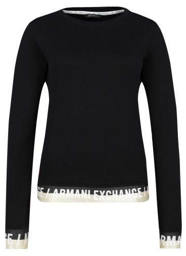 Пуловер Armani Exchange модель 6ZYMCN-YJE5Z-1200 — фото - INTERTOP