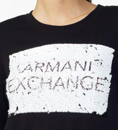Пуловер Armani Exchange модель 6XYM75-YJC3Z-1200 — фото 4 - INTERTOP