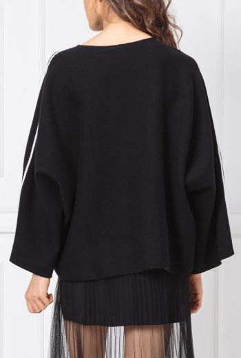 Пуловер Armani Exchange модель 3GYM1E-YMN8Z-2236 — фото 2 - INTERTOP