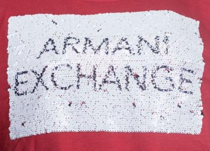 Пуловер Armani Exchange модель 6XYM75-YJC3Z-1400 — фото 3 - INTERTOP