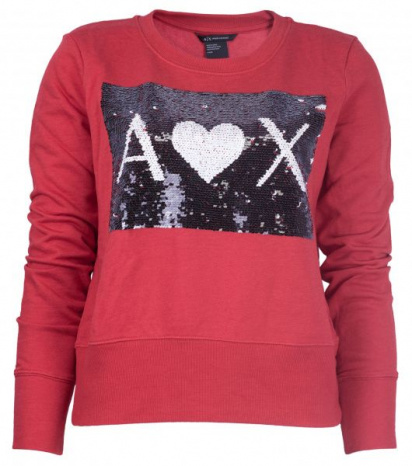 Пуловер Armani Exchange модель 6XYM75-YJC3Z-1400 — фото - INTERTOP