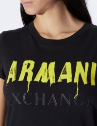 Футболка женские Armani Exchange модель QZ1710 , 2017