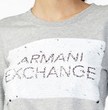 Пуловер Armani Exchange модель 6XYM75-YJC3Z-3912 — фото 4 - INTERTOP