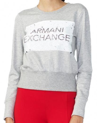 Пуловер Armani Exchange модель 6XYM75-YJC3Z-3912 — фото - INTERTOP