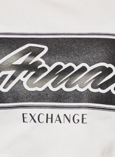 Футболка Armani Exchange модель 3GYTCQ-YJS8Z-1000 — фото 4 - INTERTOP
