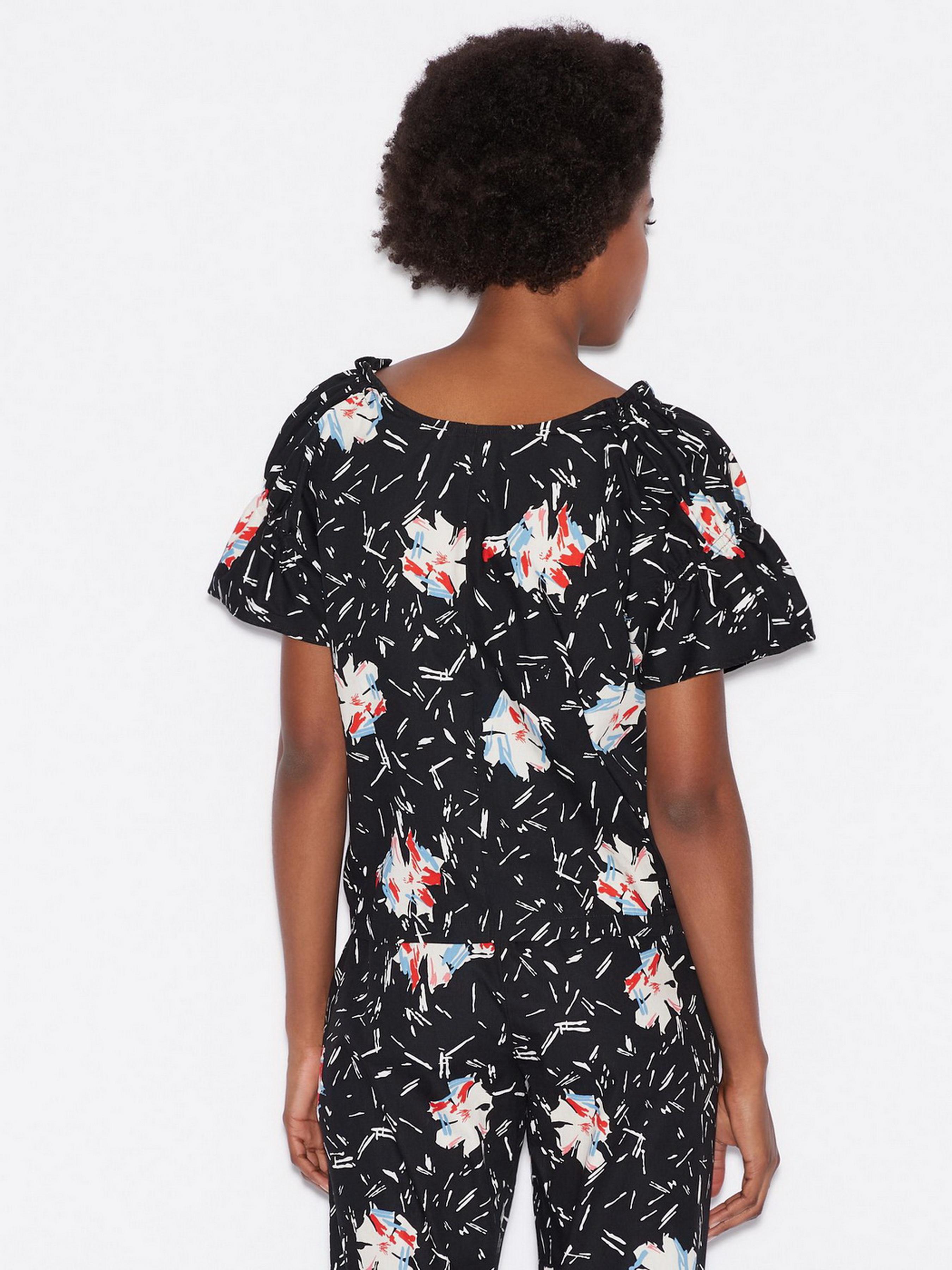 Блуза женские Armani Exchange модель QZ1774 отзывы, 2017
