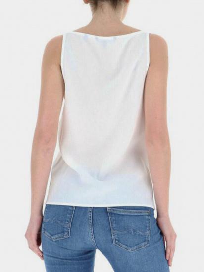 Блуза з коротким рукавом Armani Exchange модель 3GYH40-YNU8Z-1100 — фото 2 - INTERTOP