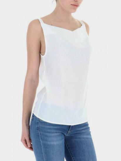 Блуза з коротким рукавом Armani Exchange модель 3GYH40-YNU8Z-1100 — фото 3 - INTERTOP
