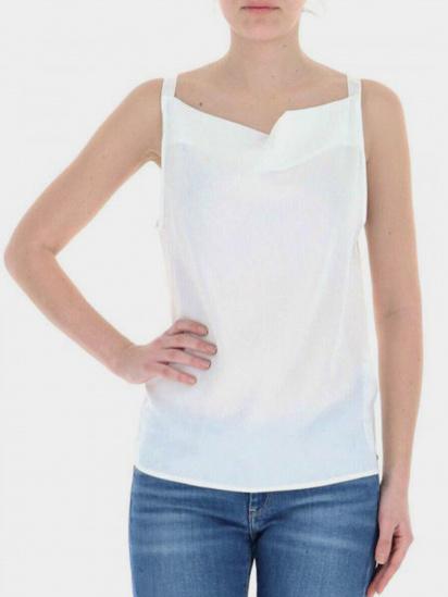 Блуза з коротким рукавом Armani Exchange модель 3GYH40-YNU8Z-1100 — фото - INTERTOP