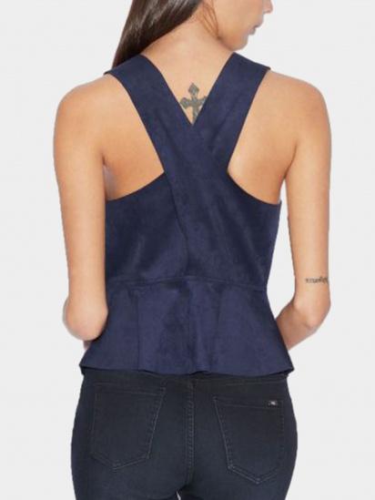 Блуза з коротким рукавом Armani Exchange модель 3GYH47-YNHMZ-1567 — фото 2 - INTERTOP