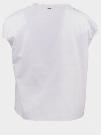 Блуза з коротким рукавом Armani Exchange модель 3GYH68-YNP9Z-1000 — фото 2 - INTERTOP