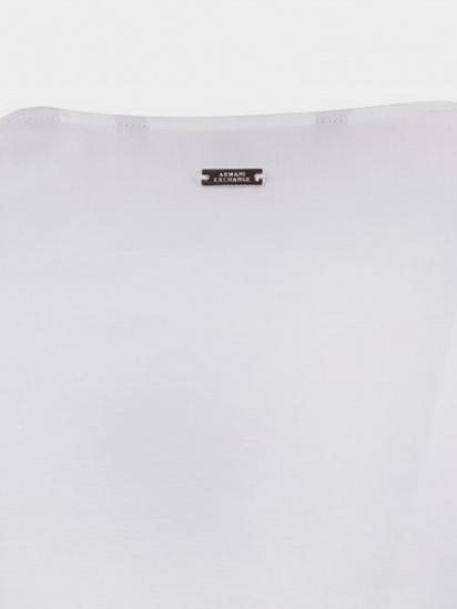 Блуза з коротким рукавом Armani Exchange модель 3GYH68-YNP9Z-1000 — фото 3 - INTERTOP
