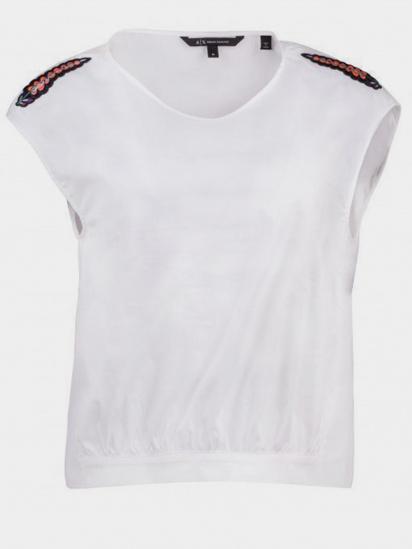 Блуза з коротким рукавом Armani Exchange модель 3GYH68-YNP9Z-1000 — фото - INTERTOP
