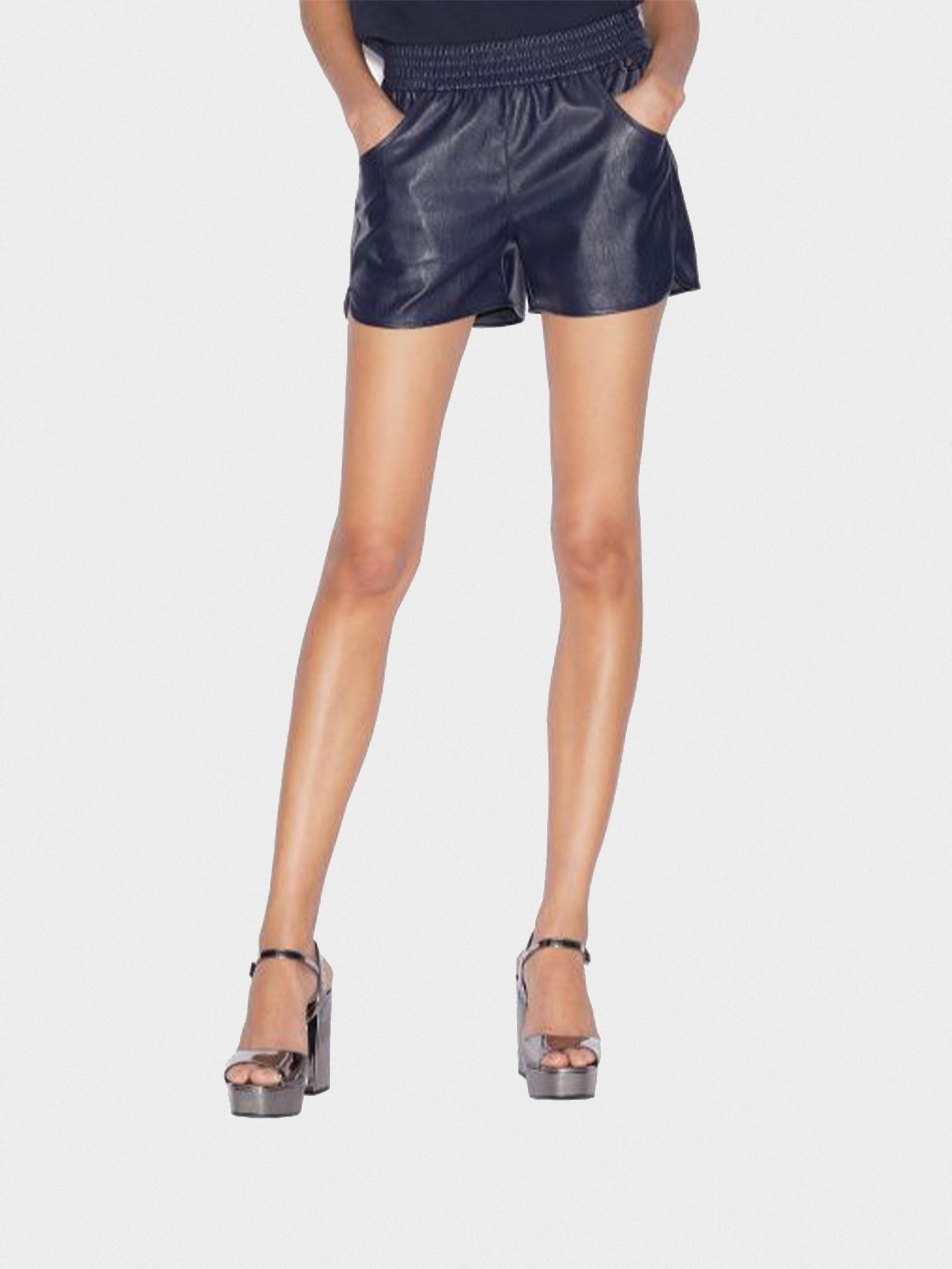 Купить Шорты женские модель QZ1821, Armani Exchange, Синий