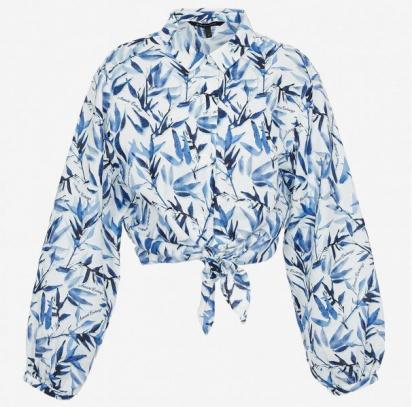 Блуза з довгим рукавом Armani Exchange модель 3GYC56-YNS8Z-6190 — фото - INTERTOP
