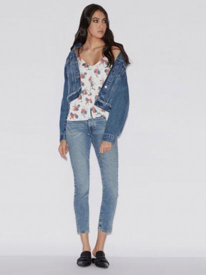 Блуза з коротким рукавом Armani Exchange модель 3GYH56-YNF7Z-6187 — фото 3 - INTERTOP