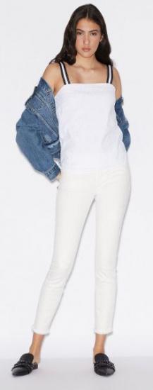 Блуза з коротким рукавом Armani Exchange модель 3GYH62-YNS7Z-1100 — фото 4 - INTERTOP